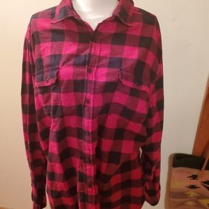 Goodiellow & co flannel size xxl